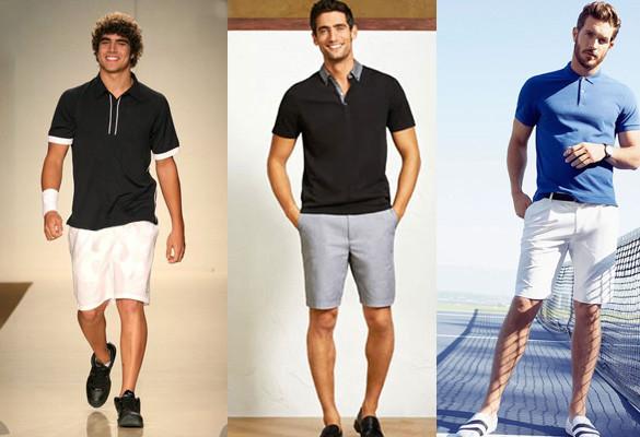 Dicas de como combinar Camisa polo com Bermuda