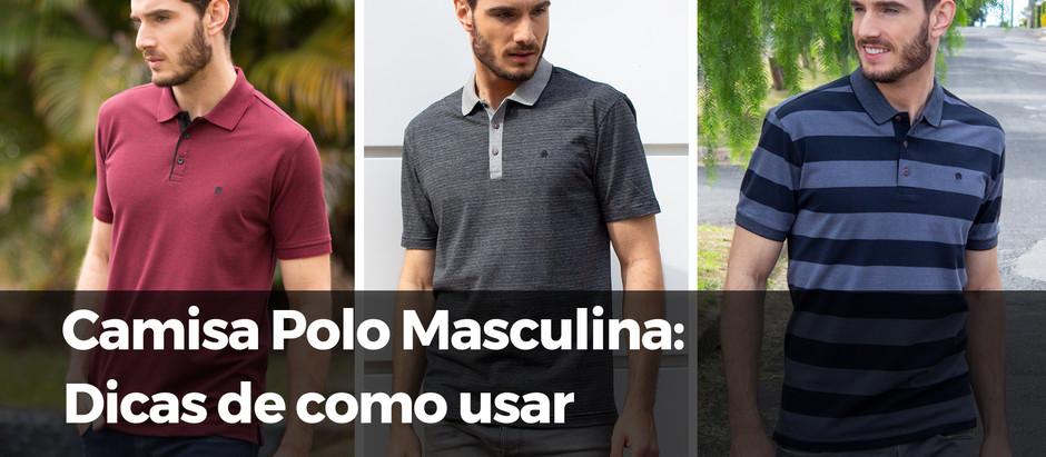 Camisa Polo Masculina: Dicas de como usar