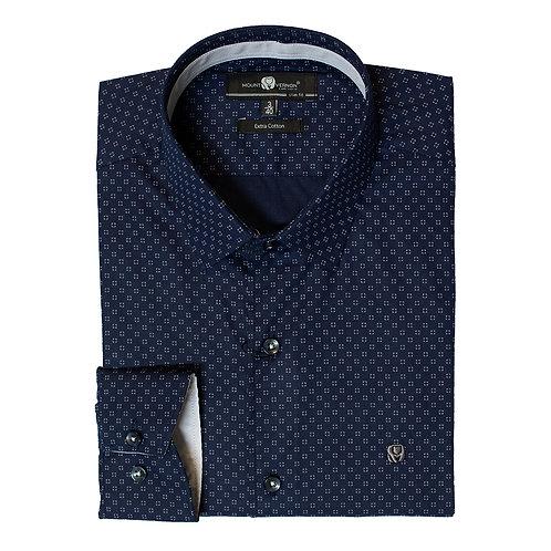 Camisa Slim Fit Mount Vernon F3355