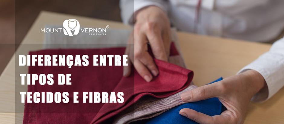 Diferenças entre os tipos de tecidos e fibras!