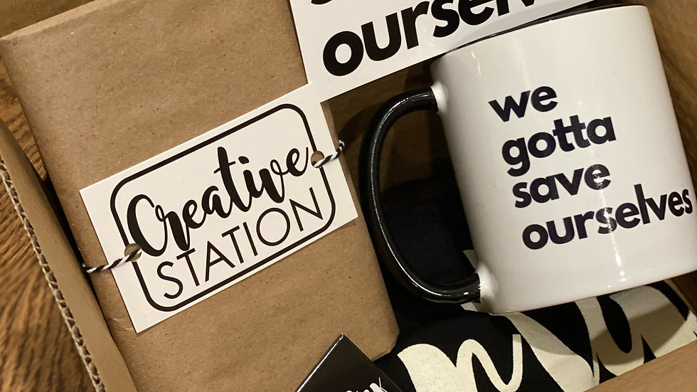 Creative Station Box