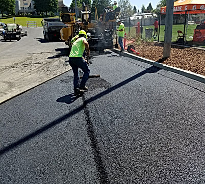 Motley Asphalt Paving Quality Pullman Washington