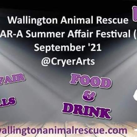 Wallington Animal Rescue - A Summer Affair