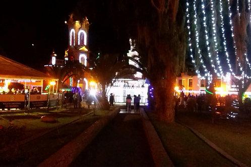 Tour de Luces Navideñas por Bogotá