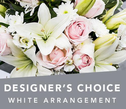 Box arrangement (white color)