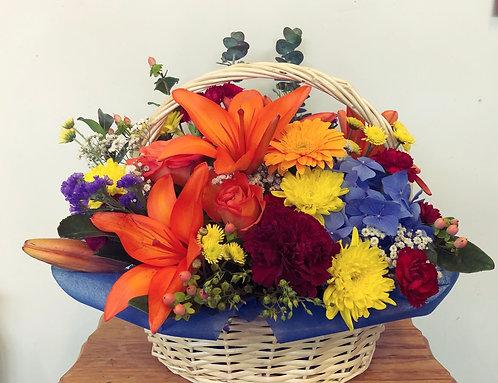 Colorful basket2