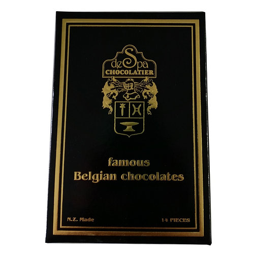 deSpa Handcrafted Belgian Chocolates 12p