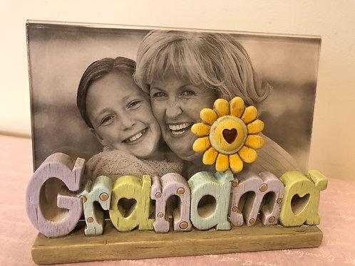 """Grandma"" frame"