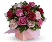 mixed rose box