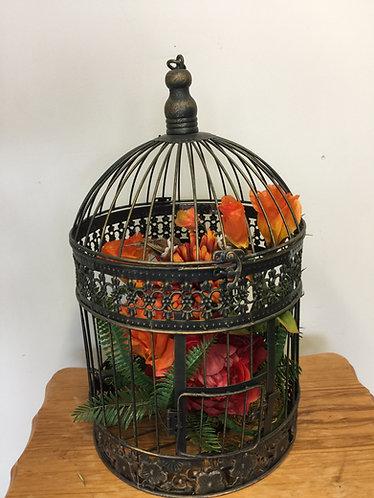 Cage arrangement