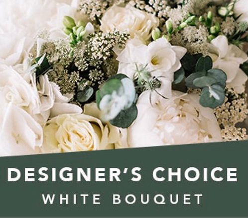 Designer's choice (White Bouquet)