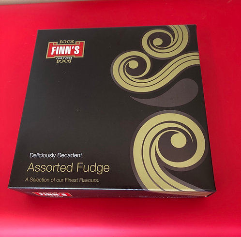 Finn's Assorted Fudge