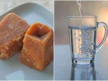 सर्दियों में खाली पेट गुड़ के साथ पीएं गर्म पानी, डाइजेशन के अलावा नींद ना health tips