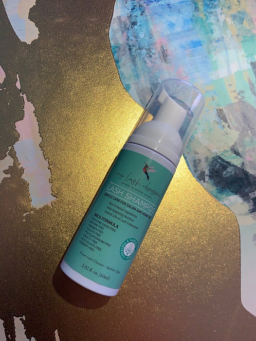 Eyelash Extension Shampoo
