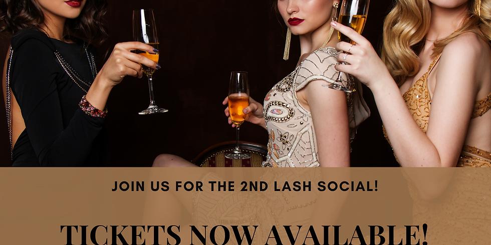 Join us! 2nd Lash Social