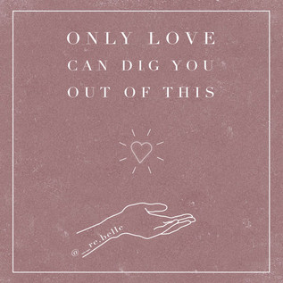 Only love | by Belle Formica