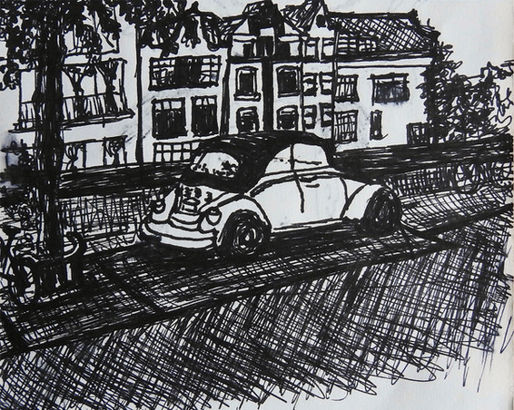Amsterdam streets   by Belle Formica