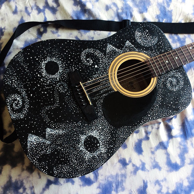 A guitar for Jack | by Belle Formica