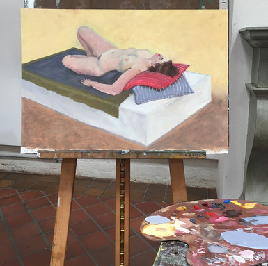 Life painting | by Belle Formica