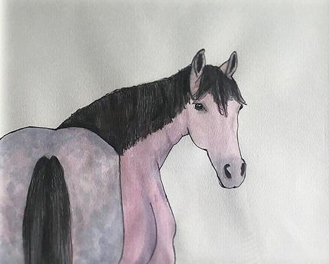 Enchanted Pony | by Belle Formica