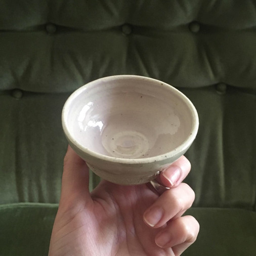 Wheel thrown bowl | by Belle Formica