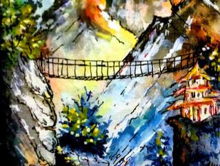 Hill Melodies by Shantanu Bhowmik