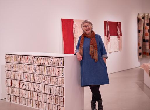 Semaine 4 - Dans l'atelier de Monique Régimbald-Zeiber