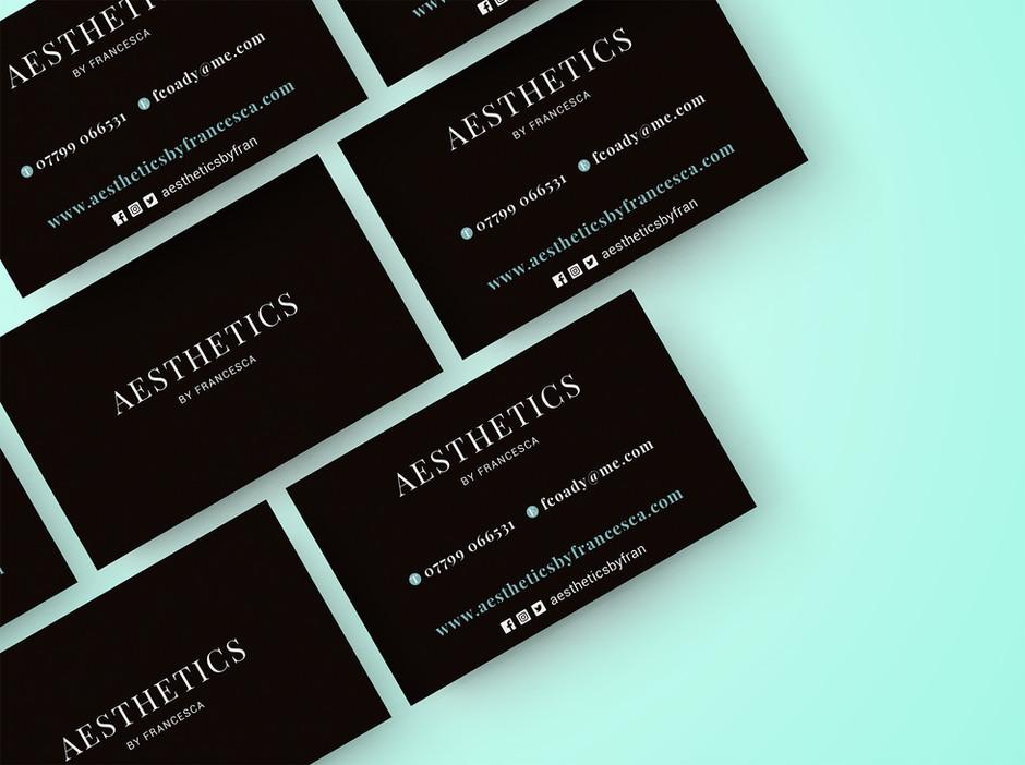 Aesthetics by Francesca