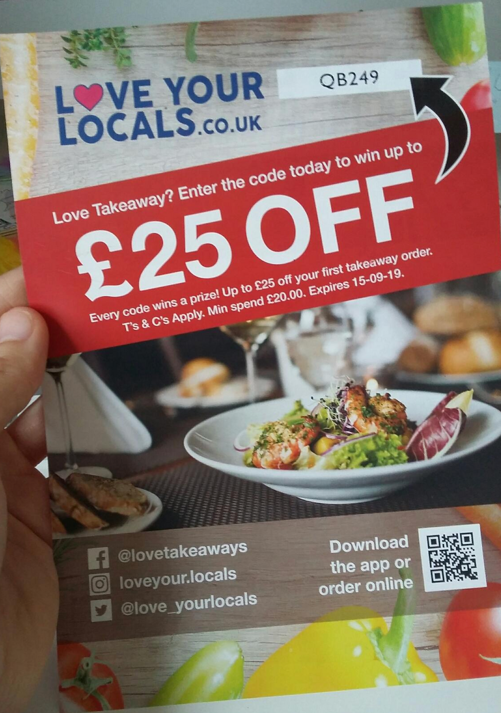 Direct mail flyer designed for local Weston based business.