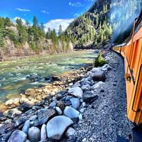 Train in Durango, Co
