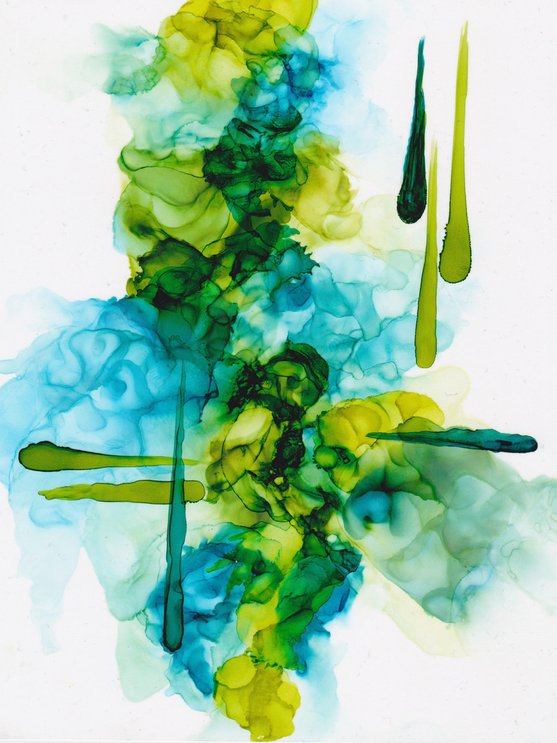 Green Blue Zen