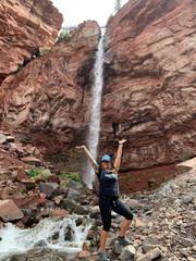Cornet Falls Telluride CO