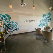 Front Lobby Wall Mural