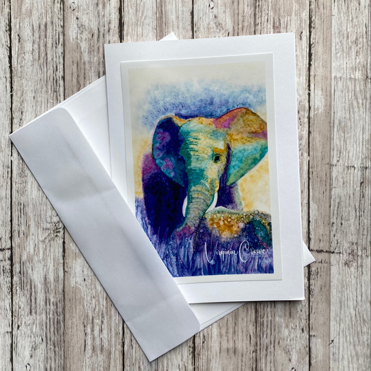 An Elephant of a Different Color