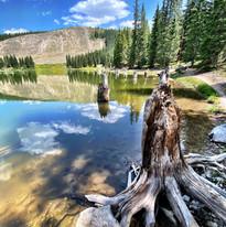 Alta Lakes near Telluride Colorado Photography by Virginia Crowe