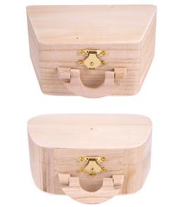 Box Purse or Suitcase Box