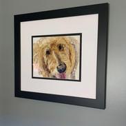 Ryder Pet Portrait Commission