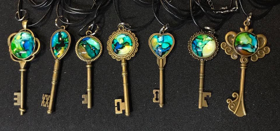 Pendant or Key Chain