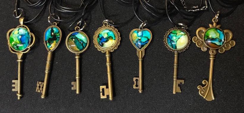 Pendant or Key Chain