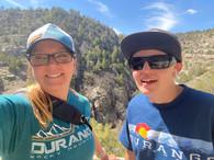 Hiking Walnut Canyon
