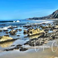 Salt Creek Beach Photography by Virginia Crowe