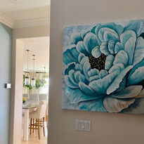 Commission hanging in its new home