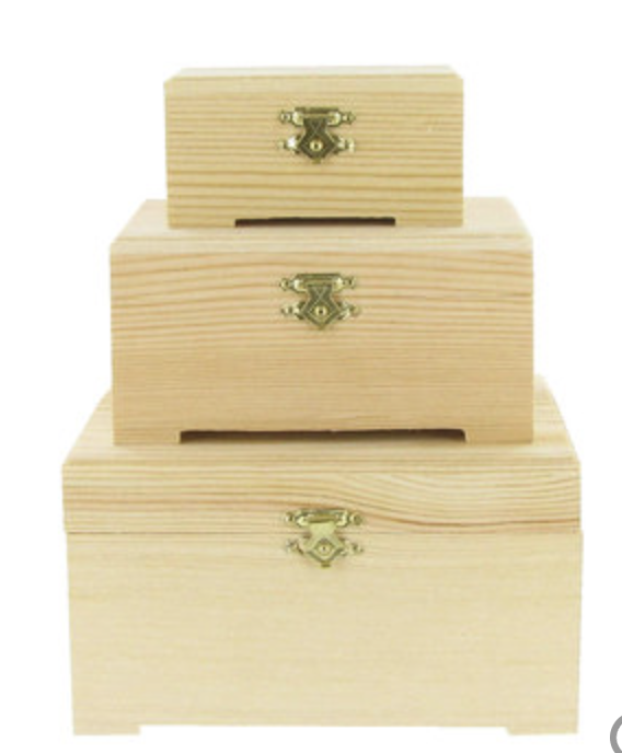 Hinged Boxes