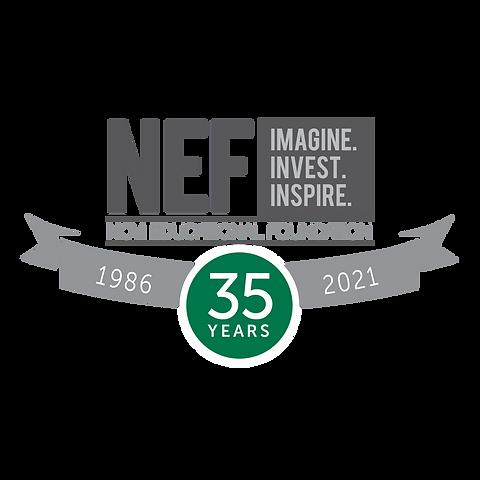 NEF 35th SM logo.png