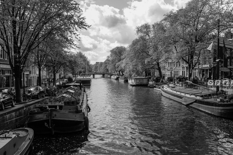 Amsterdam Canals, Amsterdam Netherlands