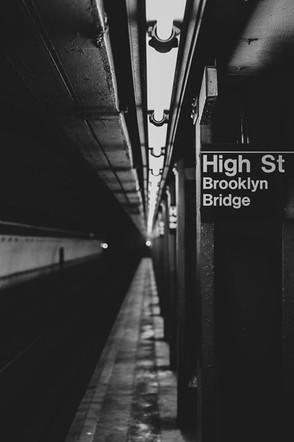 New York Subway - High Street