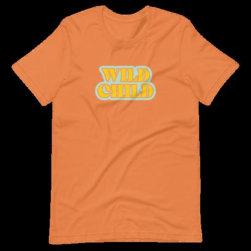 Wild Child Retro T-Shirt