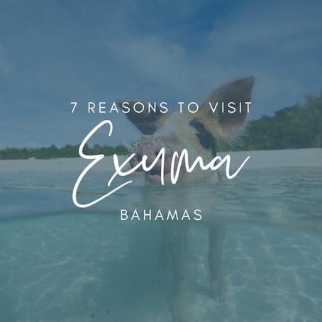 7 Reasons To Visit Exuma