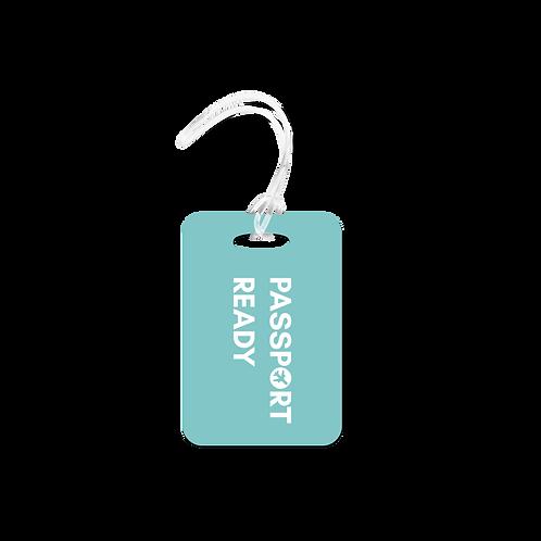 Passport Ready Luggage Tag