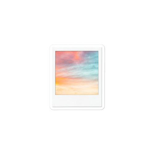Sunset Sky Sticker